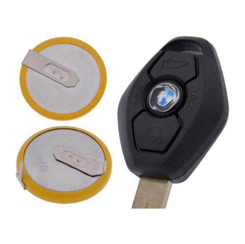 Batterie Akku LIR2025 pass für BMW Schlüssel E60 E81 E91 E92 X5 Z4 E39 E46 E52