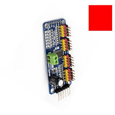 PCA9685 Servomotor Driver | 16-Kanal Treiber 12-bit | PWM & I2C F Arduino Robot