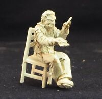 O/on3/on30/1/48/1:48 – card-player 1 O Scale Figures