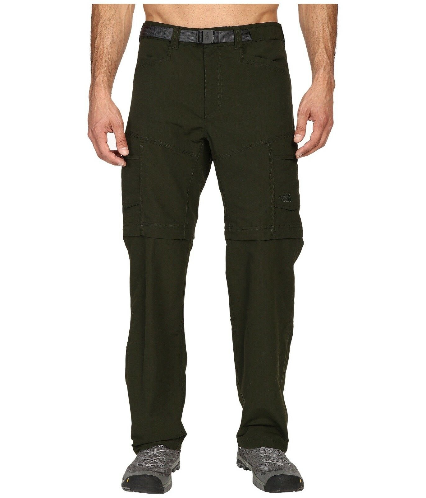 The north face paramount peak ll congreenible pant rosin green forest M-XXL bnwt