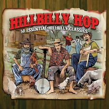 HILLBILLY HOP 2 (SPADE COOLEY, JOHNY TYLER, HANK SNOW, ERNEST TUBB,...) CD NEU