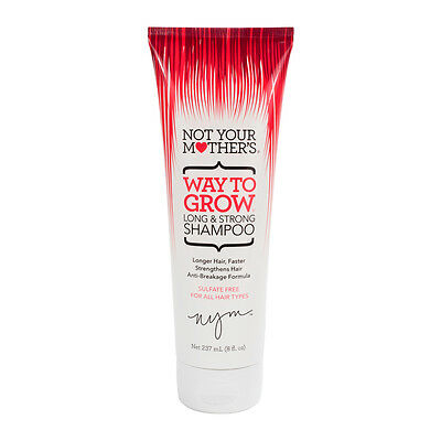 Not Your Mother's Way to Grow Long and Strong Strengthening Shampoo 8oz