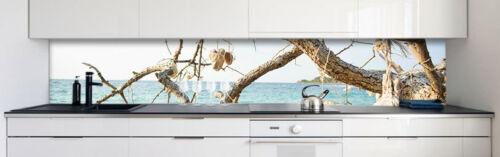 Küchenrückwand Strandgut Premium Hart-PVC 0,4 mm selbstklebend