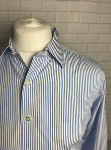 Turnbull-Asser-Shirt-Sky-Blue-Striped-17-43cm-Double-Cuff