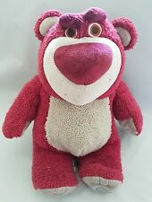 EXTRA LARGE TOY STORY DISNEY STORE STRAWBERRY SCENTED LOTSO HUGGIN BEAR SOFT TOY