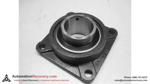 """#119517 AMCAN UCF217-52G BEARING WITH FLANGE TYPE MOUNT STD DUTY 3 1//4/"""" INNER"""