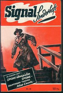 Signal-Nr-10-von-1953-Sonderheft-TOP-Z0-1-wie-NEU-ORIGINAL-ROMANHEFT
