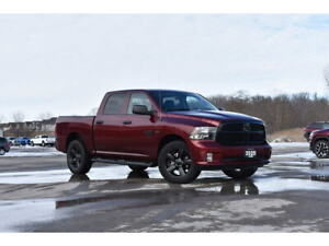 2020 RAM 1500 Express - Low Kms, 5.7L Hemi, 8.4 Touch