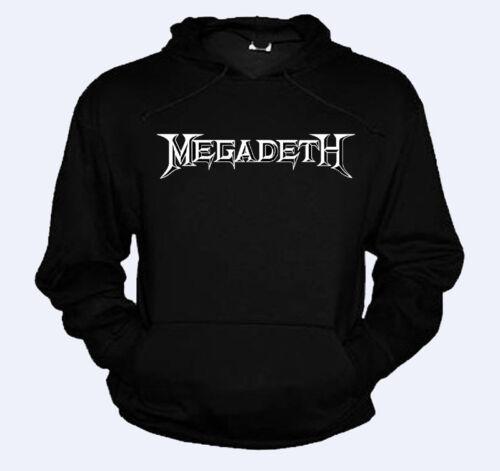 SUDADERA MEGADETH