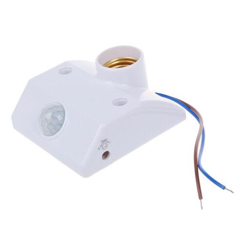 Basisanschluss IR-Lampen Birnen Bewegungsmelder