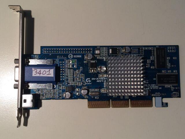 Gigabyte GV-R7064T Download Driver
