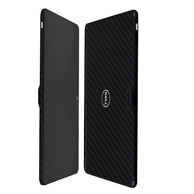 Skinomi Brushed Aluminum Skin+Clear Screen Protector for Dell Venue 8 2014