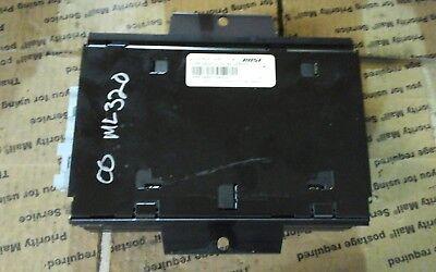 2000-2001 MERCEDES BENZ  ML W163 ML320 ML430 BOSE AMPLIFIER AMP  A163 820 18 89