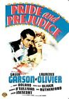 Pride and Prejudice 0012569793682 With Laurence Olivier DVD Region 1