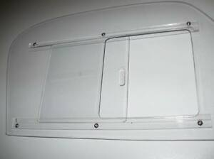 Polycarbonate-Window-Slider-Kit