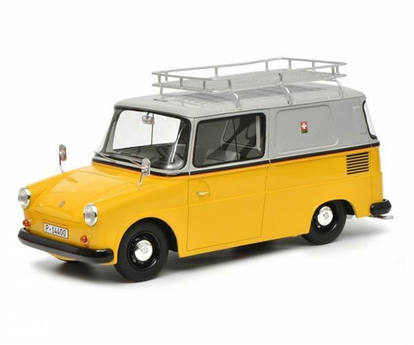 Volkswagen VW Fridolin PTT yellow s 1 18 450012300