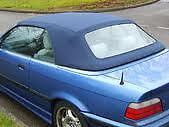 BMW E36 New Mohair Hood Original Style