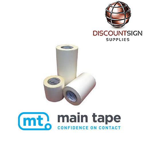 "MainTape PerfecTear Plus GXP 775 High Tack Application Tape 15/"" x 100yds"