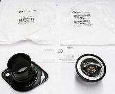 MOPAR 03-17 5.7L 6.1L 6.4L HEMI THERMOSTAT TSTAT & GASKET & HOUSING 1500 2500