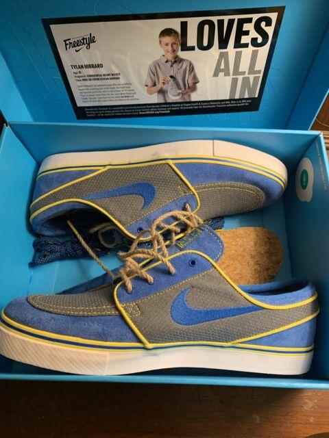 Men/'s Size 10 Nike Zoom Stefan Janoski DB Doernbecher AH7188-470