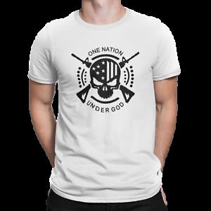 One Nation Under God Military T-Shirt