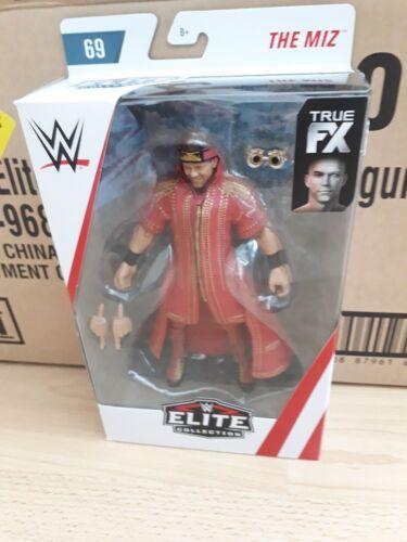 WWE THE MIZ  ELITE SERIES 69  NEW BOXED BNIB  SALE SALE SALE