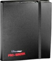 Pro Binder 9-pocket Black 360 Card Protector Magic Yugioh Pokemon
