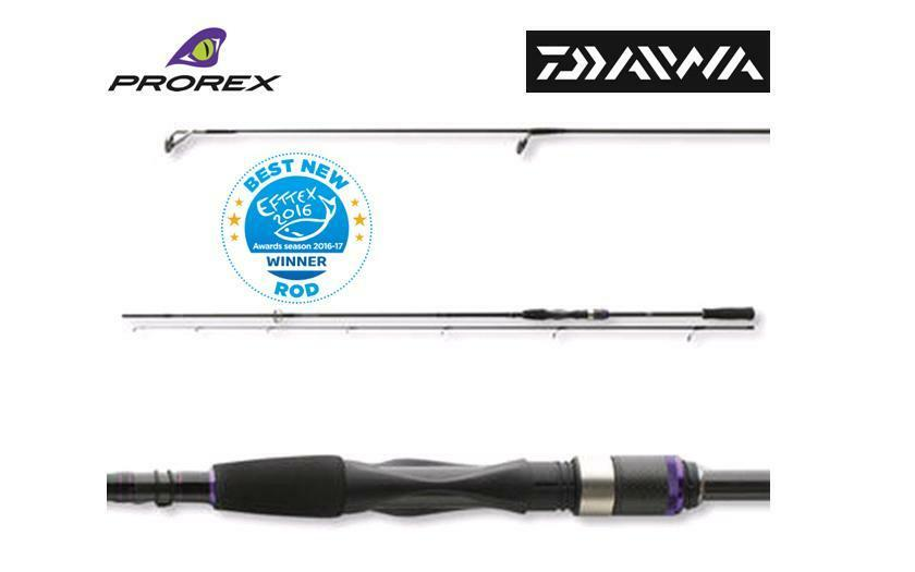 DAIWA PROREX XR - Spinning Spinning Spinning Rods - all 240cm and 270cm models 85b275