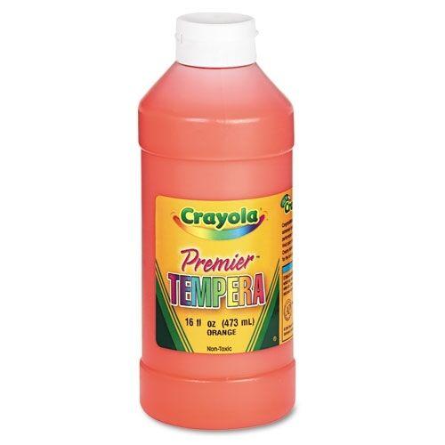 Crayola Premier Tempera Paint - 541216036