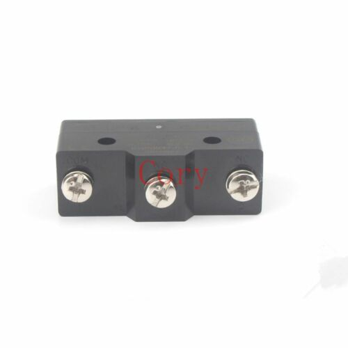 1pcs Micro Limit Switch Round Push Plunger Momentary 3 Screw pins 1NO,1NC SPDT