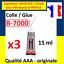 PROMO-Colle-glue-adhesif-B7000-pour-ecran-tablette-vitre-chassis-smartphone miniature 7