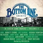 Various Artists The Bottom Line Archive in Their Own Words - Volume 1 CD