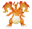 Pokemon-Figure-Moncolle-034-Gigamax-Charizard-034-Japan miniature 2