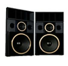 """Swans PRO1808 Home Theater Speaker AMAZING 18"""" SUB, MID, 4 RIBBONS DEALER COST!!"""
