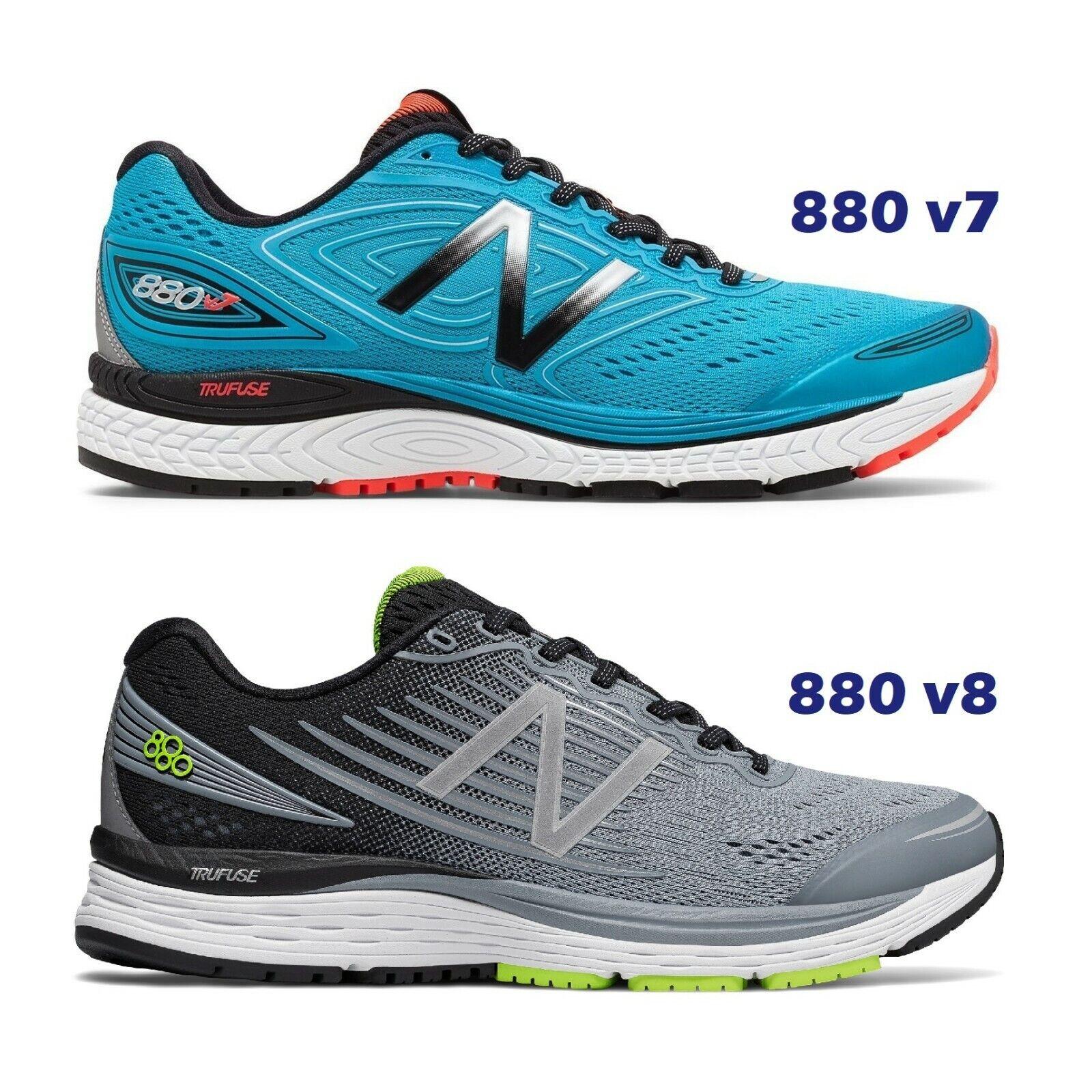 nouveau   NB 880 v7 and v8 FonctionneHommest chaussures Pour des hommes Triathlon FonctionneHommest Gym m880