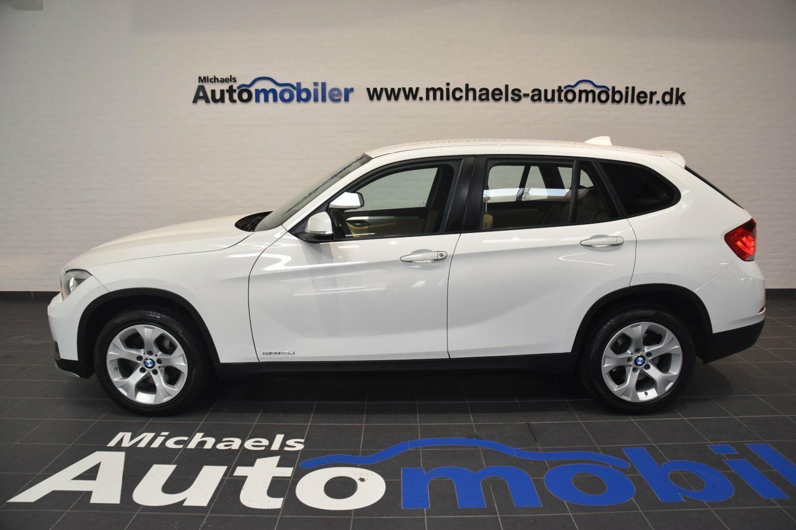 BMW X1 2,0 sDrive18d 5d - 239.900 kr.