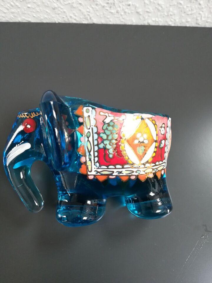 Glas, Moser elefant, Royo moser