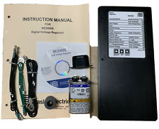 Be2000e Basler Electric Avr Voltage Regulator Dvr2000 Wiring Kit Capacitor