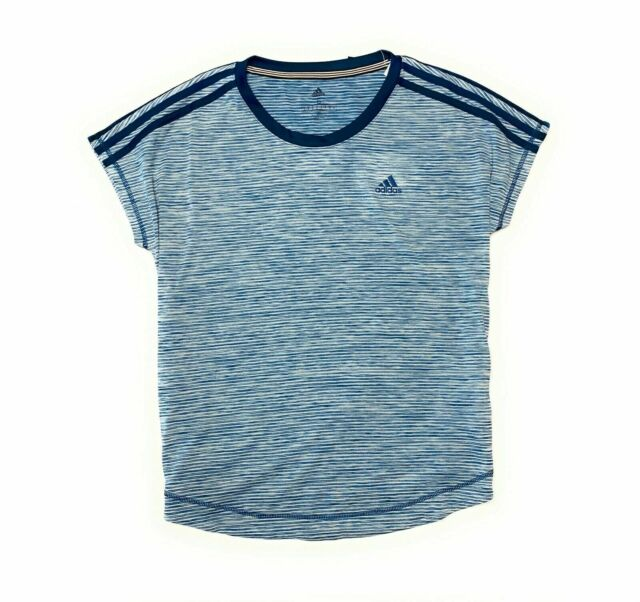 adidas Climalite 3pc Women's Striped Active Tees Large for sale online |  eBay
