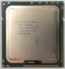 Intel Xeon x5570 Nehalem quad 4x 2.93 GHz 1mb l2 caché 8mb l3 caché LGA 1366 95w