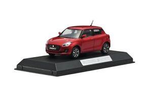 NEW Genuine Suzuki SWIFT 2017-/> DIE-CAST Metal Model RED 1:43 99000-79N12-SWL