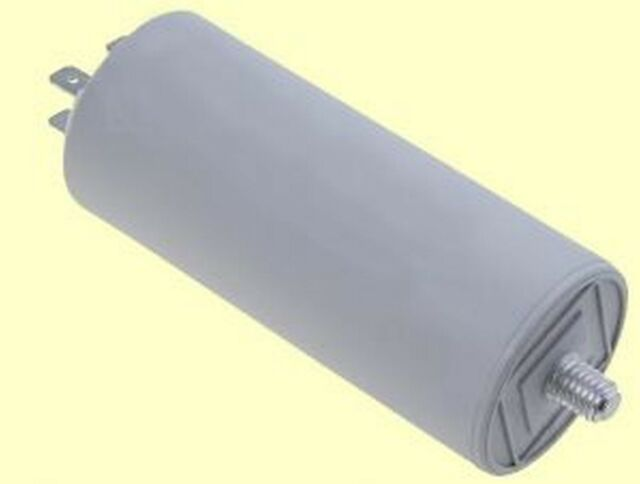 1 pc Motorkondensator Anlaufkondensator  4.16.10.17.64  12uF 425V  Faston  #WP