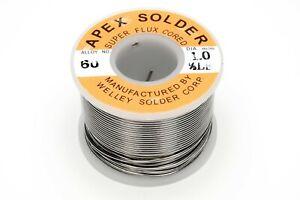 "0.039/""//1.0mm 100g Rosin Core Flux 2.0/% Tin Lead Roll Soldering Solder Wire"
