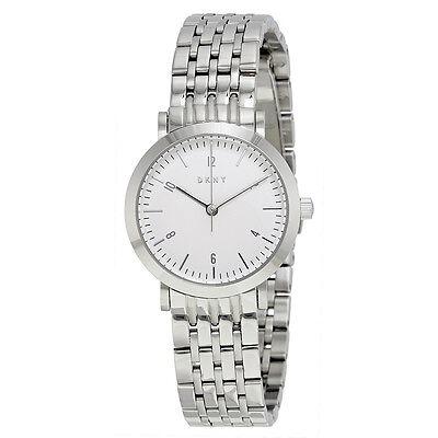 DKNY Minetta White Dial Ladies Watch NY2509