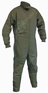 German-Army-Tanker-Overalls-Coveralls-Undersuit-Winter-Warm-Zipper-All-Sizes