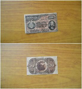 BANCONOTA-REPUBBLICA-ARGENTINA-20-CENTAVOS-1883-BUENOS-AIRES-SUBALPINA