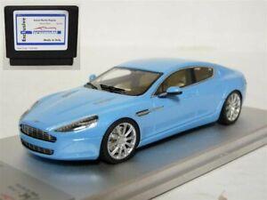 Tecnomodel T Ex05d 1 43 2010 Aston Martin Rapide Resin Handmade Model Car Ebay