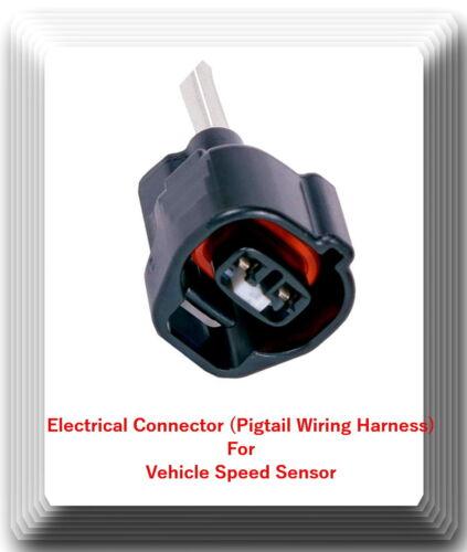 Trans Revolution Speed Sensor VVS W//Electrical Connector Fits:Toyota Lexus Scion