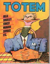 Fumetto TOTEM EDIZIONE NUOVA FRONTIERA ANNO 1980 NUMERO 6 OTTIMO+