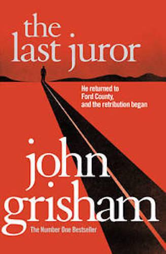 1 of 1 - JOHN GRISHAM _________ THE LAST JUROR ___ SHOP SOILED __ FREEPOST UK